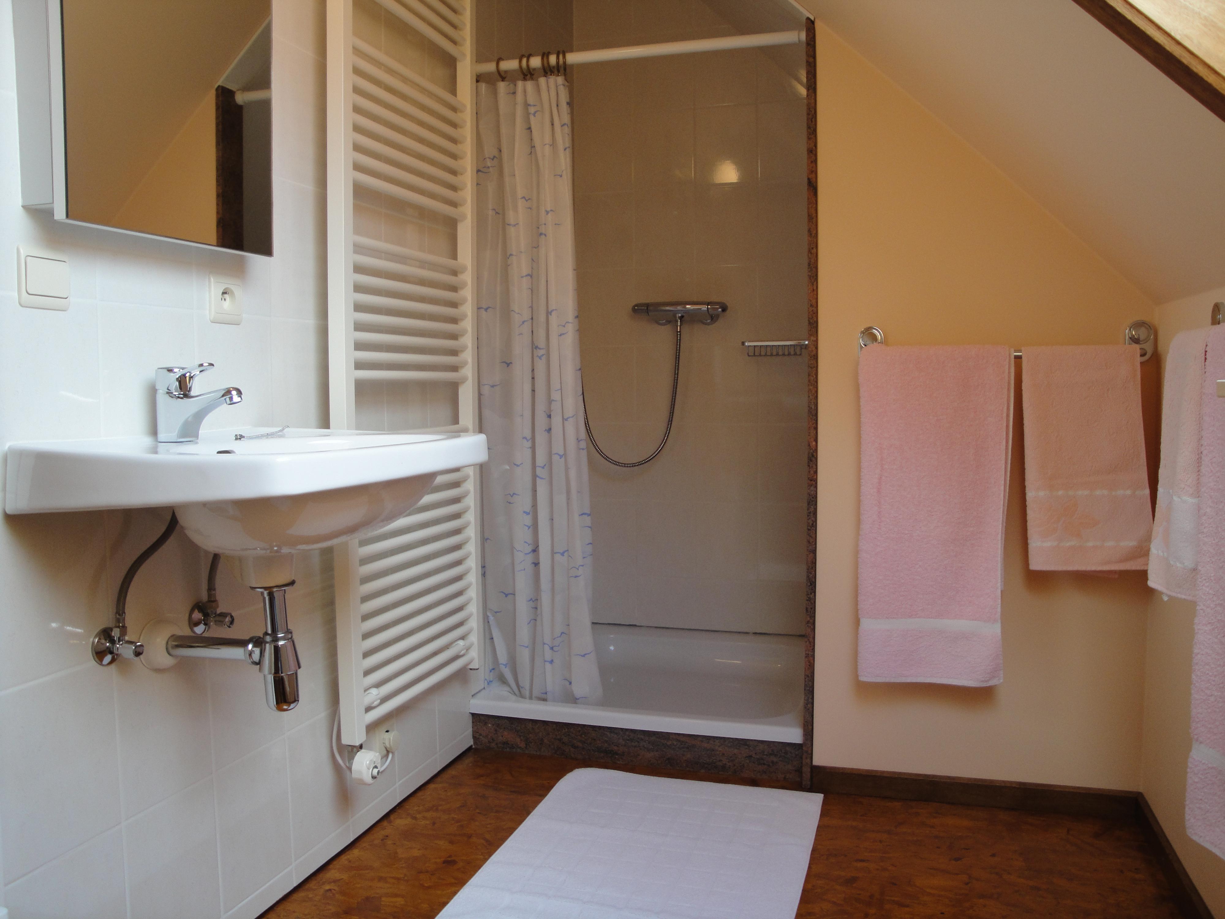 Fotogalerij gastenverblijf 39 t prieeltje diepenbeek - Kamer badkamer ...